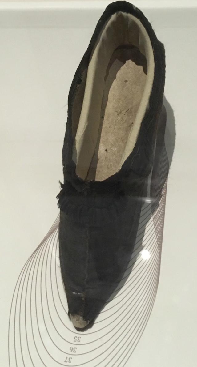 Les souliers et chaussures de Marie-Antoinette  - Page 5 Img_3711