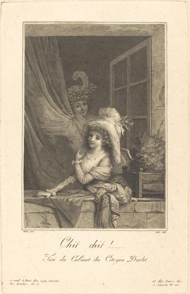 """Portraits  """" à la fenêtre """" - Page 6 Jacque10"""