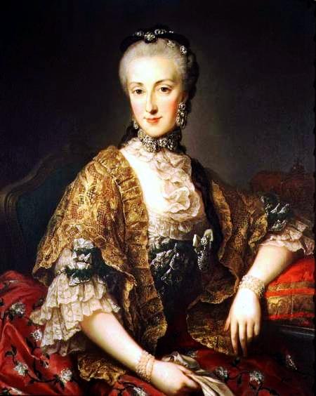 Marie-Antoinette l'affranchie,   de Sylvie Le Bras-Chauvot   - Page 2 L_arch10