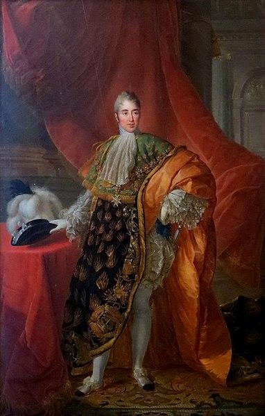 Louis XVI et l'ordre du Saint-Esprit Le_com10