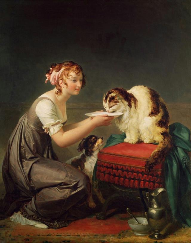 Louis-Léopold Boilly : peintre de la société parisienne de Louis XVI à Louis-Philippe Le_dea10
