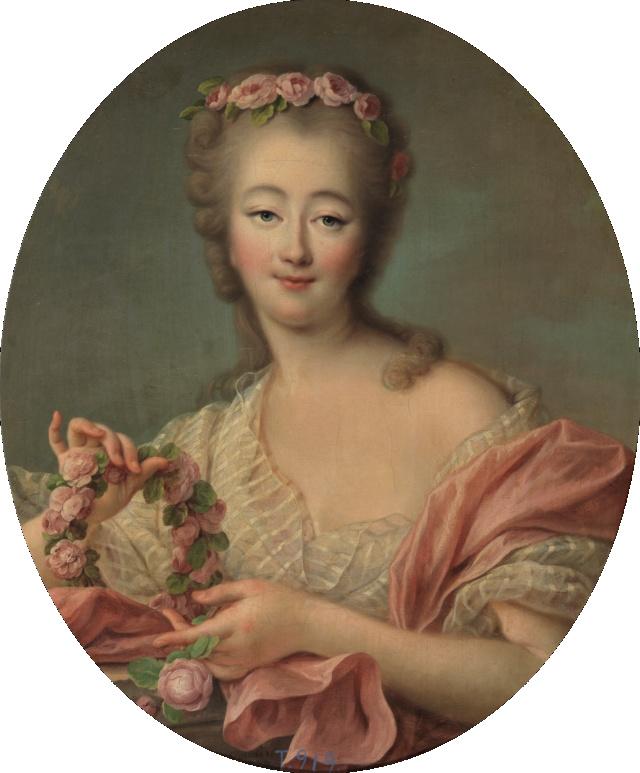 Barry Drouais -  Jeanne Bécu, comtesse du Barry - Page 8 Madame10