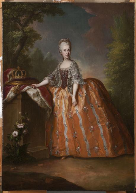 Marie-Antoinette l'affranchie,   de Sylvie Le Bras-Chauvot   - Page 2 Marie-13