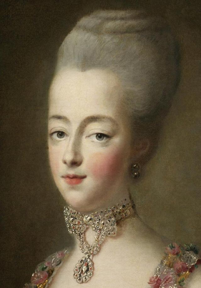 Quatre perles parmi les plus célèbres au monde : La Régente (Perle Napoléon), La Pélégrina, La Pérégrina, La perle de Marie-Antoinette - Page 2 Marie_11