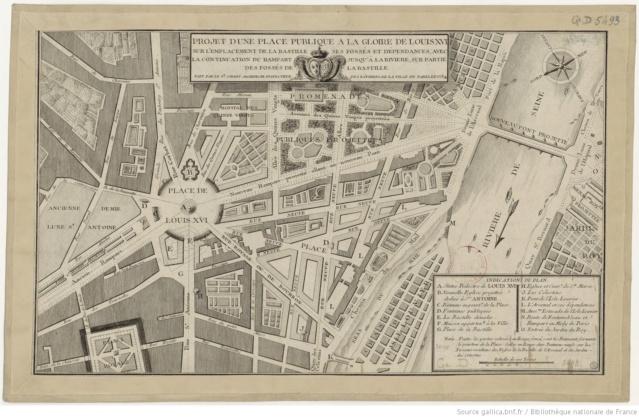 14 juillet 1789 : la  prise de la Bastille - Page 2 Projet10