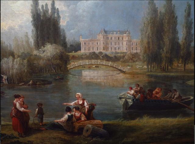 Hubert Robert et le XVIIIe siècle S_chaa10