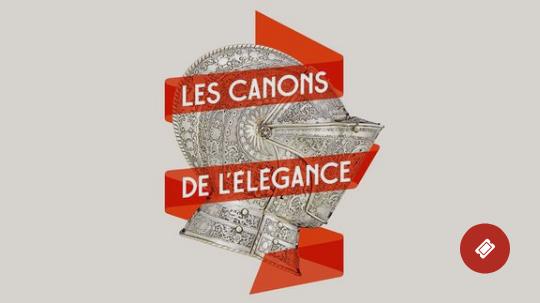 Exposition : Les canons de l'élégance, Musée des Armées Screen10