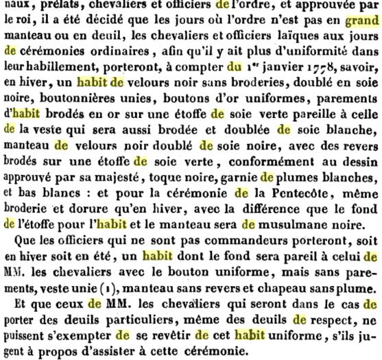 Louis XVI et l'ordre du Saint-Esprit Screen12