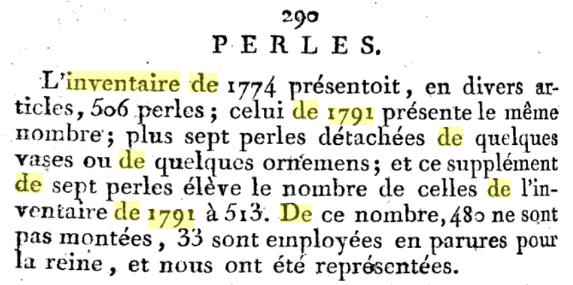 Quatre perles parmi les plus célèbres au monde : La Régente (Perle Napoléon), La Pélégrina, La Pérégrina, La perle de Marie-Antoinette - Page 2 Screen14