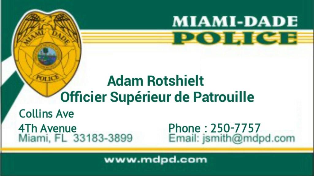 Carte d'identité de l'Officier Jack Flyers. 00940c10