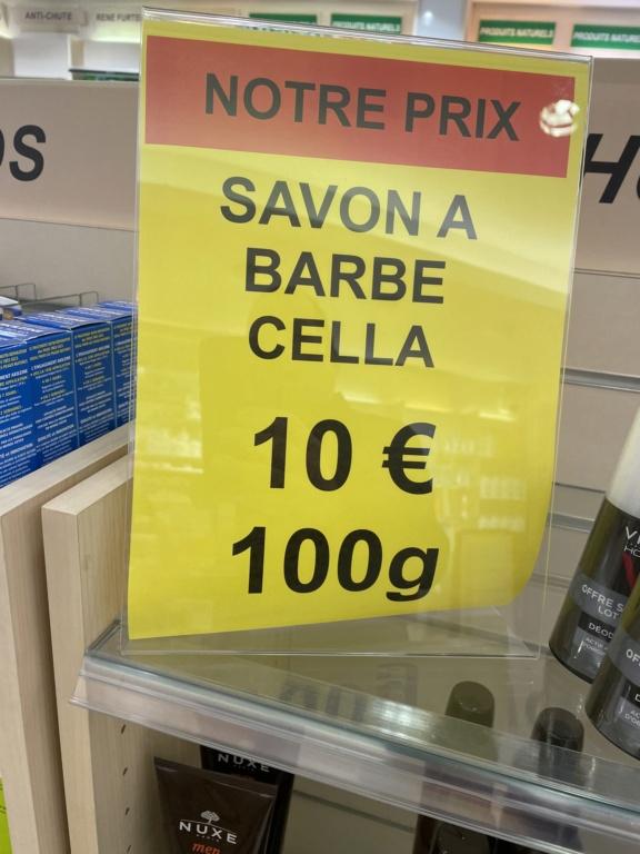 Avis sur la composition du Savon Cella B367ae10