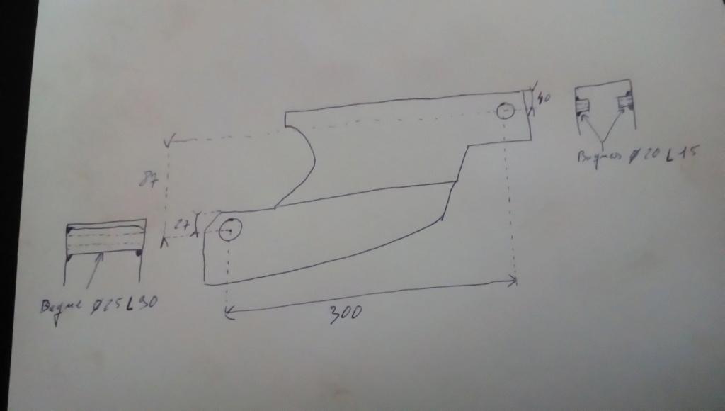 Plan pour benne preneuse P_202044