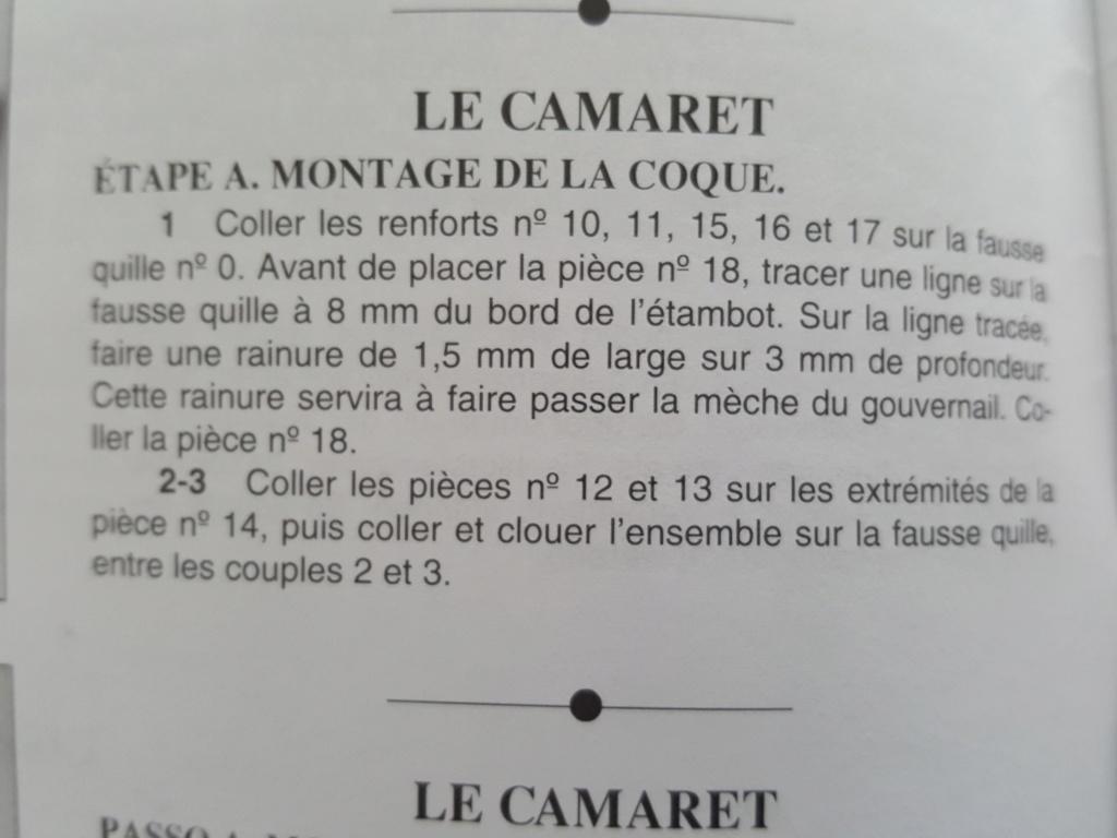 Le Camaret 1:35 Constructo 20190211