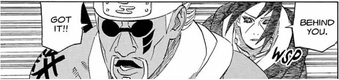 Itachi vs Killer Bee: Destrinchando a luta! Itachi25