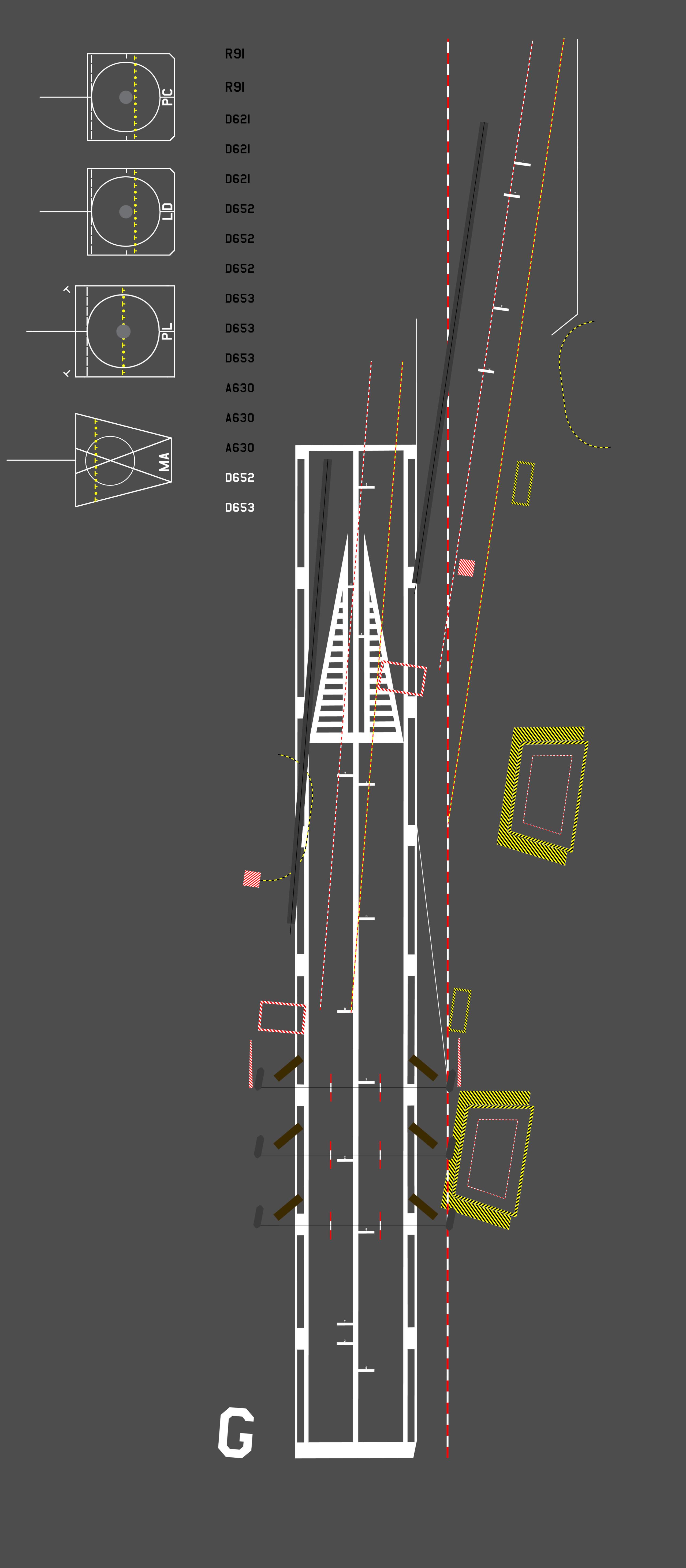 Diorama Groupe Aéronaval Français 2021 - 1/1800 - Impression 3D - Page 3 Final10