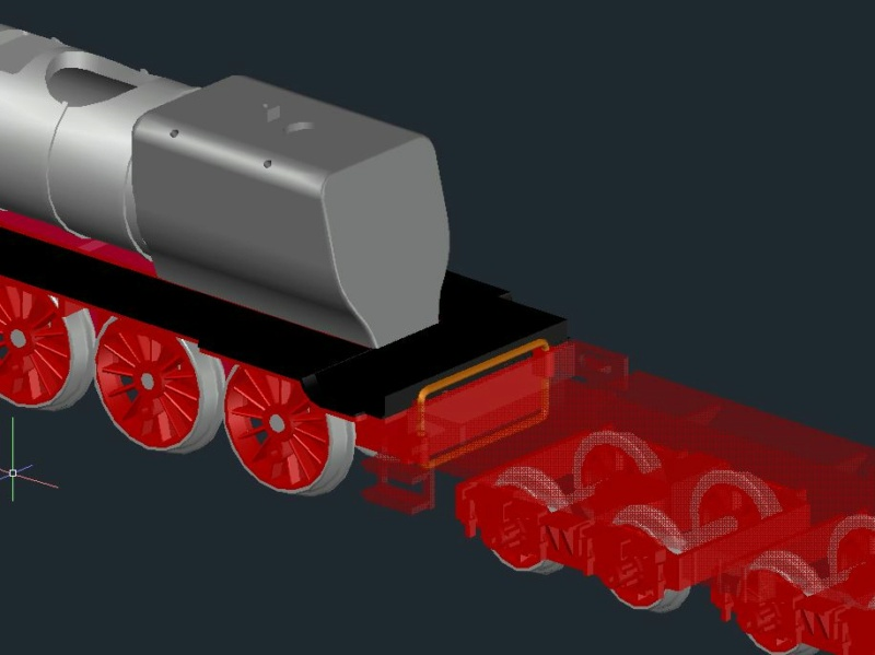 Sächsischer Rollwagen in Spur N 20-08-10