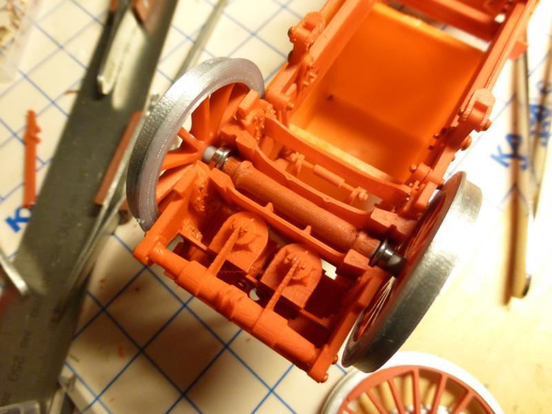 BR 03.10 auf Basis Angraf Dampflok PM3, 1:25 K800_148