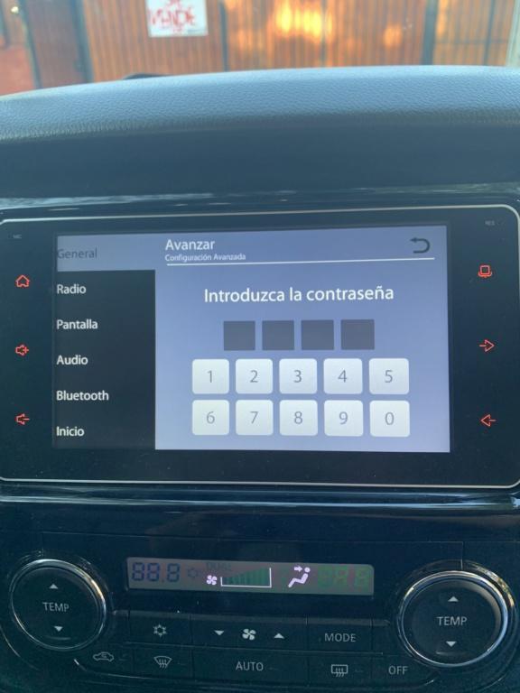 Radio L200 Dakar 2019 codigo??? D182ce10