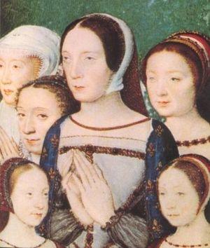 18 Mai 1514 Le Roy François Ier épouse Claude de France 11021210
