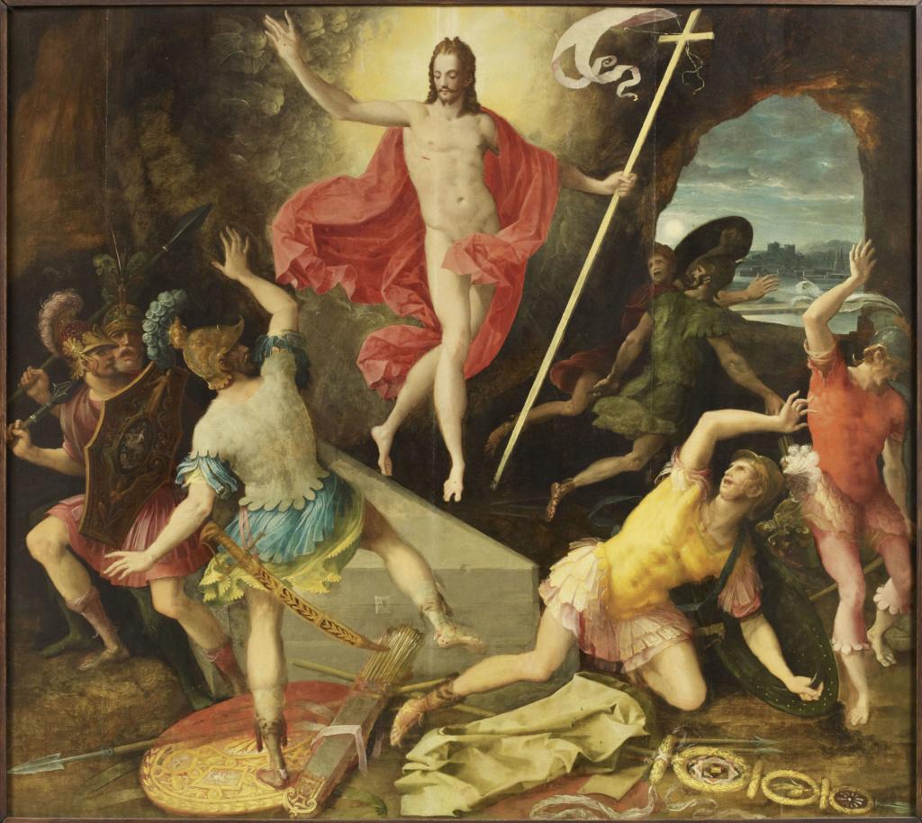 Dimanche de Pâques avec Sainte Faustine  14-53213