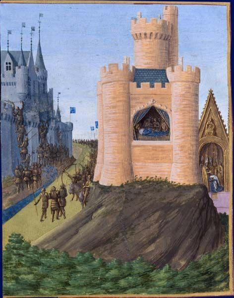 Peindre l'Histoire 2 = Naissance du Roy Louis IX F9cdeb10