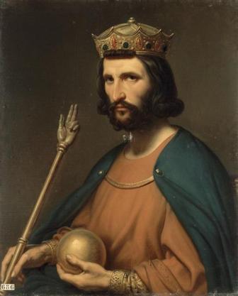 Mort de Hugues Capet  Hugues10