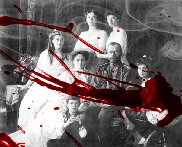 18 Juillet : assassinat de toute la famille impériale Russe Tumblr10