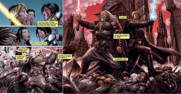 SS - Champion of the Dark Side - Exar Kun (LadyKulvax) vs. Darth Sidious (Meatpants) 20210710