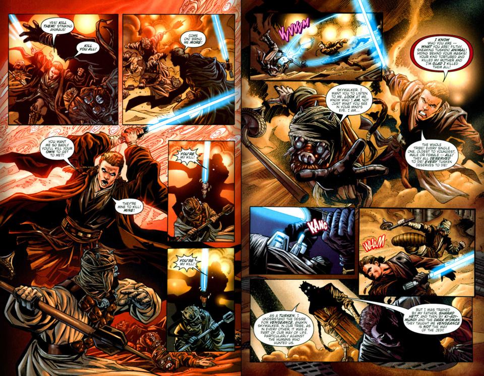 SS - Champion of the Dark Side - Exar Kun (LadyKulvax) vs. Darth Sidious (Meatpants) 55996110