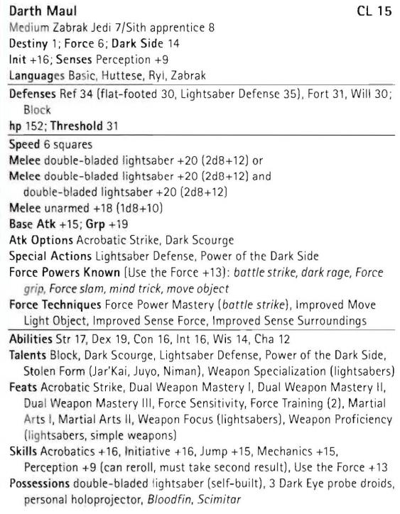 SS - Ulic Qel-Droma (LadyKulvax) vs. Darth Maul (Lorenzo) Darthm10