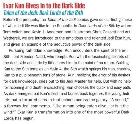 Exar Kun Respect Thread (Last update: Dec, 2020) Screen58