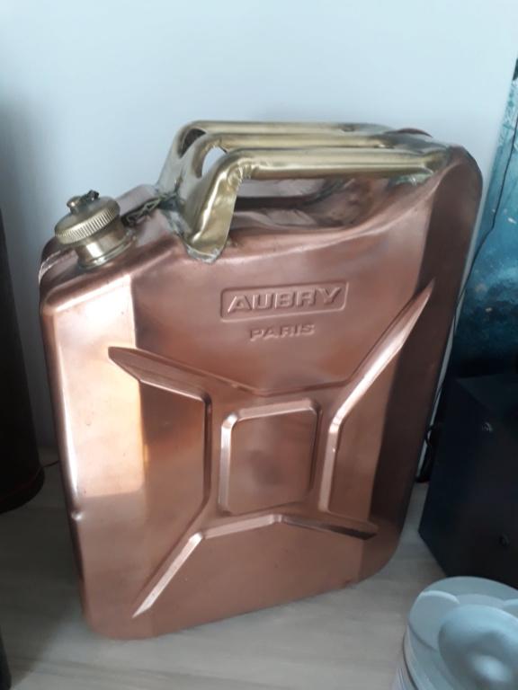 Identification jerrican de 20 litres en cuivre aubry paris 20190811