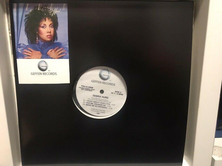 Debra Hurd - Gotta Broken Heart Again - 1983 Debra10