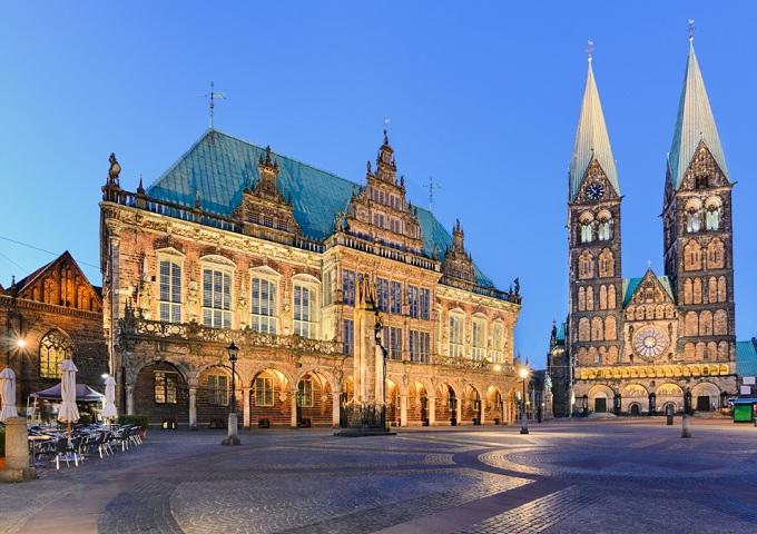 Học tiếng Dức giao tiếp hàng ngày Bremen10