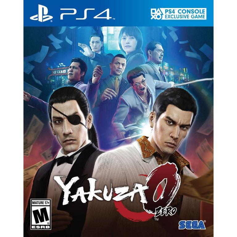 Yakuza 0 Review (PS4) Yakuza10