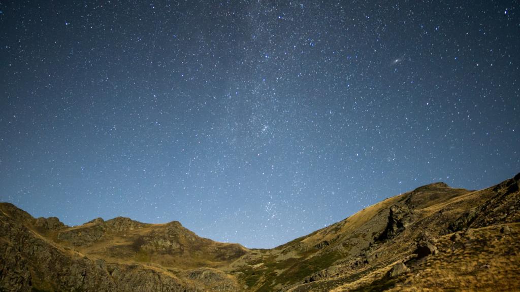 Photographier la voie lactée Androm11