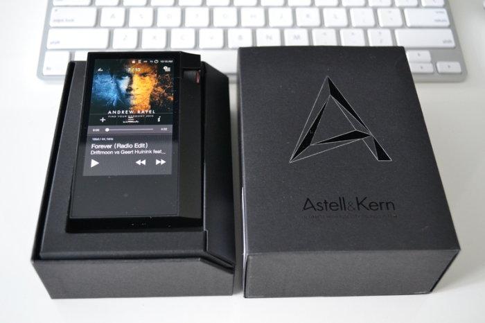 Astell & kern AK70  Img_2010