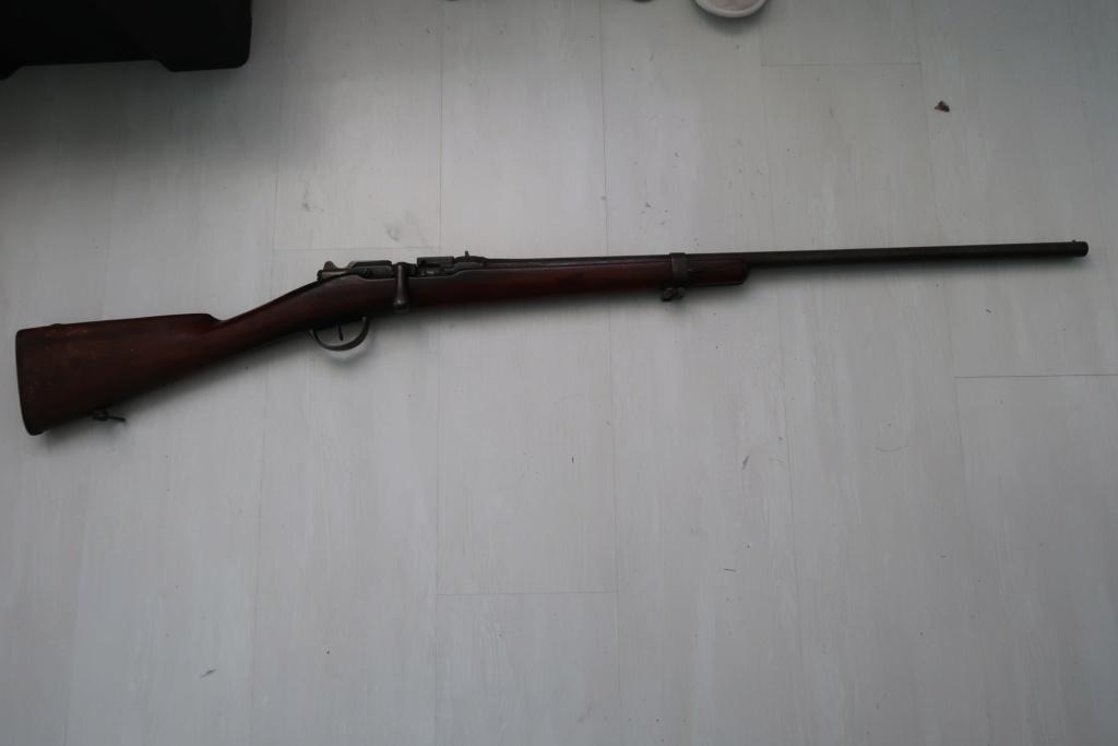 Avis fusil Chassepot Img_0914