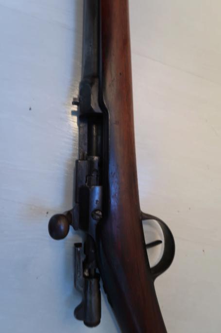 Avis fusil Chassepot Img_0918