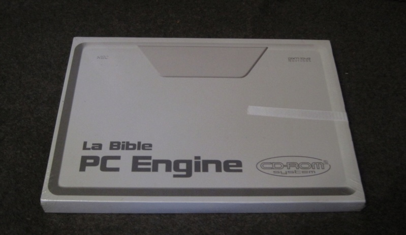 [VDS lot Pc Engine bible PC Engne Collector sous blister + 2 jeux CD rOM Img_2829