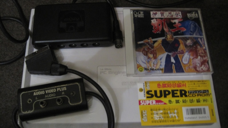 [VDS lot Pc Engine bible PC Engne Collector sous blister + 2 jeux CD rOM Img_2833