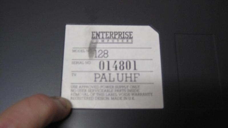 [VENDU] Enterprise 128 en approche ! Ovni videoludique Img_2921