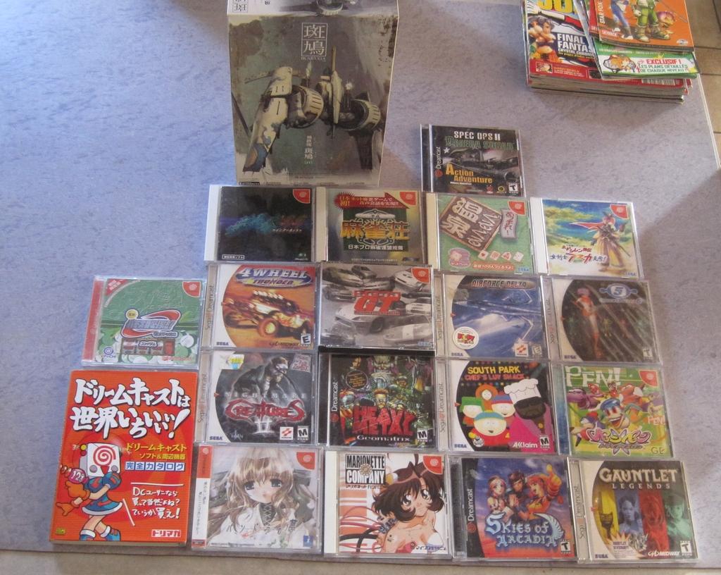 [VDS] Vente diverse pour SEGA Saturn et Dreamcast ( lot maracas - manettes tapis de danse) Img_2951