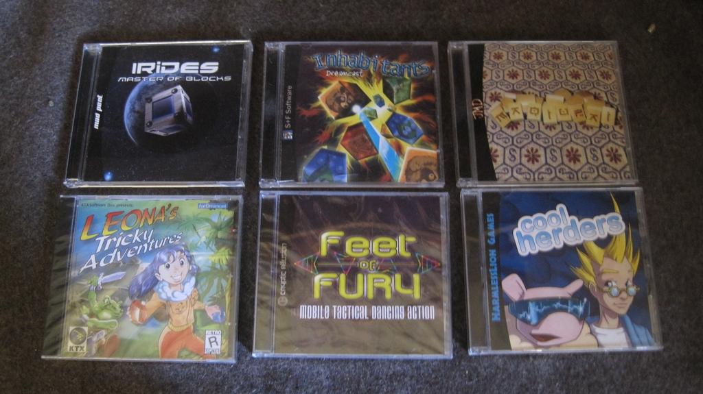 [VDS] Vente diverse pour SEGA Saturn et Dreamcast ( lot maracas - manettes tapis de danse) - Page 2 Img_3035