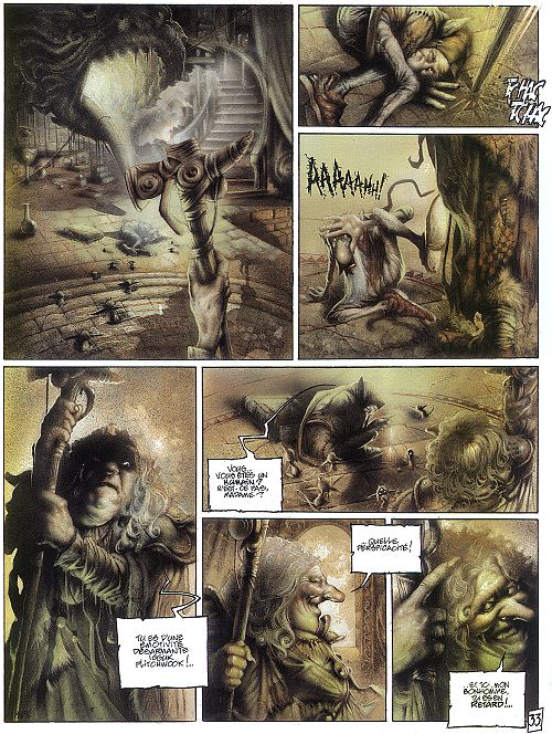 La BD et l'heroic fantasy - Page 3 Graifo10
