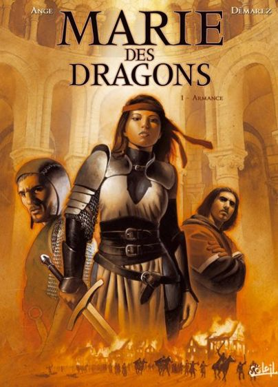 La BD et l'heroic fantasy - Page 3 Marie10