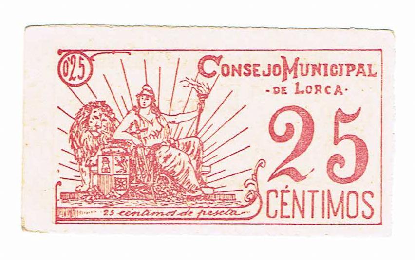25 céntimos Lorca, 1937 25_cts13