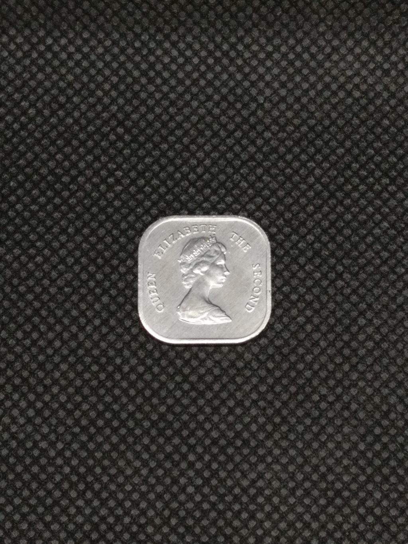 ¡¡No soy redonda!! (2 centavos, 1995, Estados del Caribe Oriental) 2_cent10