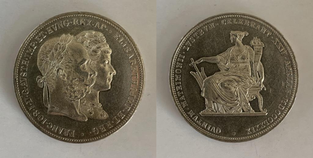 2 florines 1879 Austria 0011