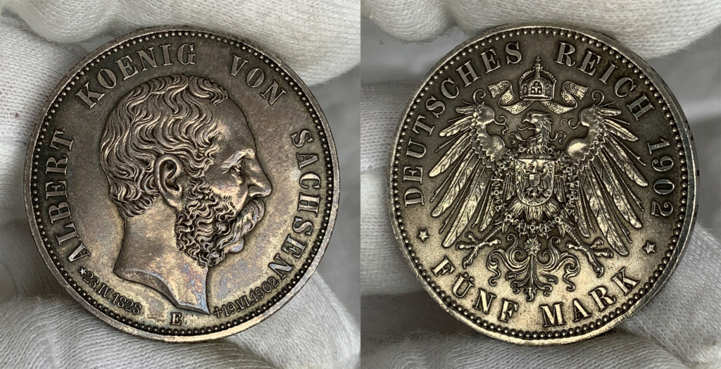 5 marcos Impero Alemán 1902 0016